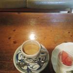 ビッグシェフ - ステーキランチA(コーヒー)