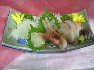 楽膳 - 静岡港直送朝採り魚貝類 御刺身/炭火焼き/天ぷら/煮物