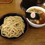 本家 大黒屋本舗 - つけ玉そば(2013.07)