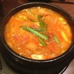 まだん - 海鮮スンドゥブチゲ鍋(*^_^*)