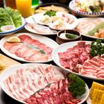 カルビ大将 - 家族や会社の宴会の食事に人気です!