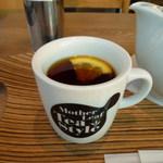 マザーリーフティースタイル - ディンブラ オレンジ