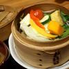 膳や musi-vege+ - 料理写真:蒸し野菜と季節のおばんざい膳
