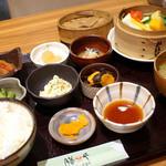 膳や musi-vege+ - 蒸し野菜と季節のおばんざい膳
