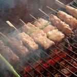 炭火串文化 あぶりや - 炭火でじっくり焼いた絶品の焼鳥