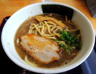 麺家 一鶴 - 2013年8月31日(土) 限定5食 濃厚らーめん(200g)780円