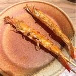 21042154 - 海老の串焼き