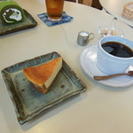 サトウヤ - チーズケーキとコーヒー