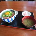 たぬき - ネギトロ丼