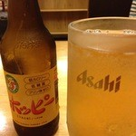 嵐坊 - ホッピー+焼酎