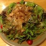 嵐坊 - 大根のしゃきしゃきサラダ