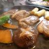 手打ちそば処・縁 - 料理写真:素晴らしい鴨ステーキかも!・・・あw