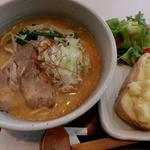 甘 - 「ねぎ味噌甘麺」