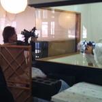 千本桜 - テレビ取材も沢山来て頂いております。
