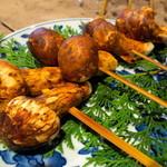 柳家 - チベット産松茸