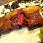 柳家 - 小鹿ロース焼き物