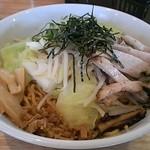 21053685 - 油そば(麺量300g)@700円