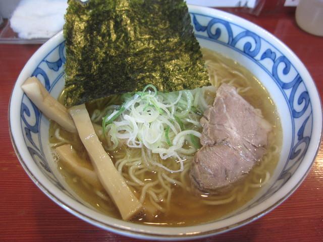 麺屋 十郎兵衛  - 朝らーめん 650円