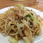 紅蘭中華料理 - 料理写真:中華風焼きそば