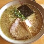 麺組 - こってり醤油ラーメン 680円