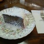 混智恵流都 - チョコレートケーキ