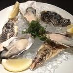 三海の華 - 生牡蠣