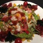 三海の華 - 海鮮サラダ
