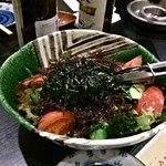 磯料理 元海 - サラダ