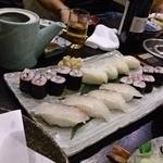 磯料理 元海 - お寿司