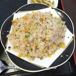 香 - チャーシュー麺と炒飯 800円