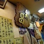 居酒屋しげみ - 2012.4