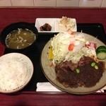レストラン 沙羅沙 - サービスステーキ