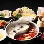 金燕酒家 - 特選火鍋コース