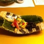 彩懐石 うらわ高砂 - 鉢魚