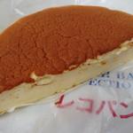 レコパン - チーズケーキハーフ¥250