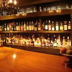 Bar sarto - バーカウンター