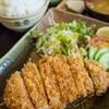たけし - 料理写真:ロースカツ定食