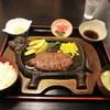 あおき和洋亭苑 - 料理写真:サーロインステーキ定食150g
