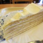 ドトールコーヒーショップ - レモンミルクレープ 350円