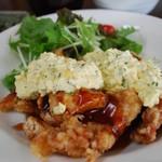 腰原食堂 - タルタルキチン