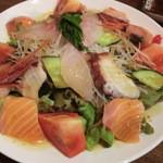 ヤマタイチ - お刺身サラダ