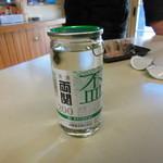 ほてい屋酒店 - カップ酒(両関)