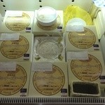 清里高原チーズケーキファクトリー - 試食で頂いた白いチーズケーキが凄いウマかった〜