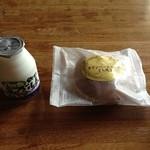 清里高原チーズケーキファクトリー - 八ヶ岳飲むヨーグルト&カマンベールチーズどら焼き