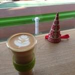 NOZY COFFEE - ラテ(コスタリカ ジャイロ)