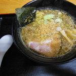 ラーメン拳 - 豚醬油ラーメン 700円