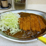 カレーのチャンピオン - 料理写真:Lカツカレー(¥780)