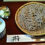 蕎麦工房 一休 - 『一休そば』(1000円)