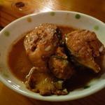 21082179 - サバの味噌煮(缶詰)