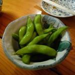 立飲み山ちゃん - 枝豆